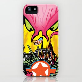 INVASION iPhone Case