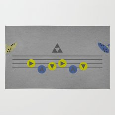 The Song of Time Rug