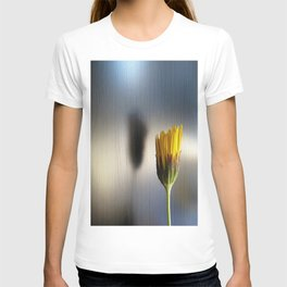 yellow flower T-shirt