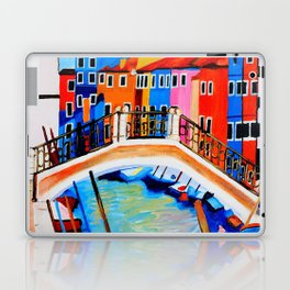 Colors of Venice Italy Laptop & iPad Skin