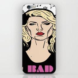 Blondie - Debbie Harry iPhone Skin