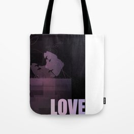 THE MAN ON THE GETTO Tote Bag