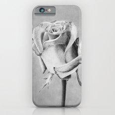 Rose Flower Slim Case iPhone 6s
