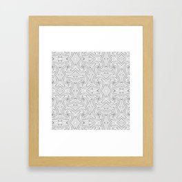 Jetsons Framed Art Print