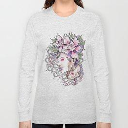Cat Lady Long Sleeve T-shirt