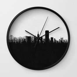 City Skylines: San Francisco Wall Clock