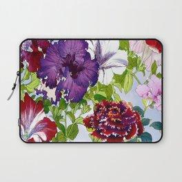 Dazzlin' Petunia Power Laptop Sleeve