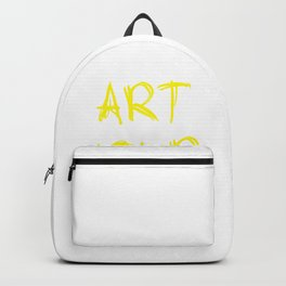 Art Your Self Backpack