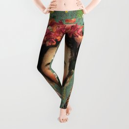 Frida Kahlo X Leggings