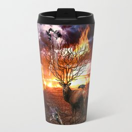 Tree of Death Travel Mug