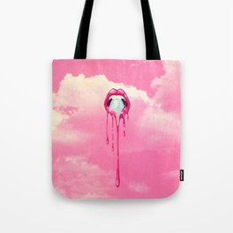The Heat Goes On Tote Bag