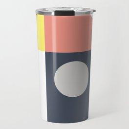 Geometrical shapes Travel Mug