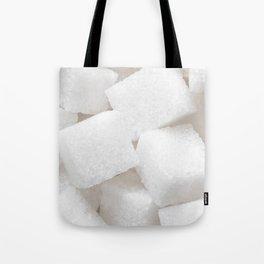Sugar Cubes Tote Bag