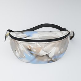 3 glowing Magnolias Fanny Pack
