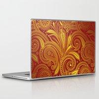 fancy Laptop & iPad Skins featuring Fancy by Ale Ibanez