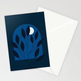 Moon Window Stationery Cards