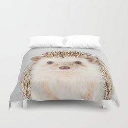 Hedgehog - Colorful Duvet Cover