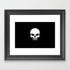 CONSUMER. Framed Art Print