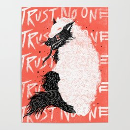 Trust No One Poster