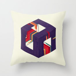 Portal Study Number 2 Throw Pillow