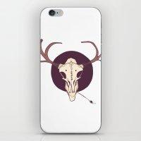 hamlet iPhone & iPod Skins featuring Ho, Hamlet. by J. Kiakas
