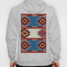 American Native Pattern No. 30 Hoody