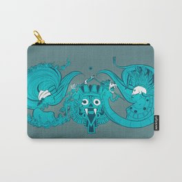 Aztec gods Carry-All Pouch