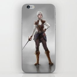 The Assassin iPhone Skin