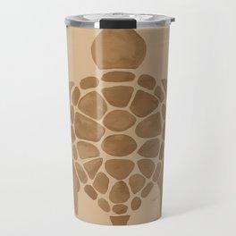 Honu - Brown Travel Mug