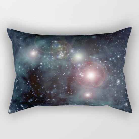 Outer Space Rectangular Pillow
