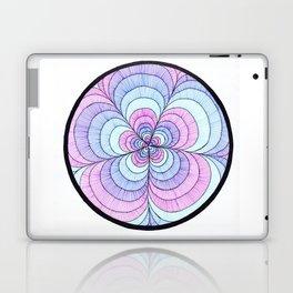 Flower Design Laptop & iPad Skin