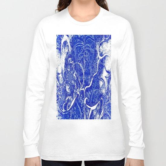 Denim Comfort Long Sleeve T-shirt