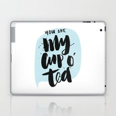 My cup o' tea Laptop & iPad Skin