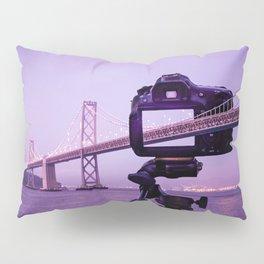 Bay Bridge Capture Pillow Sham
