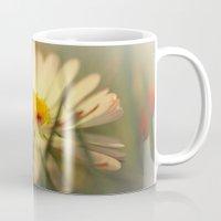 daisy Mugs featuring Daisy by Falko Follert Art-FF77