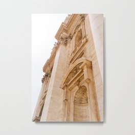 The Vatican IX Metal Print