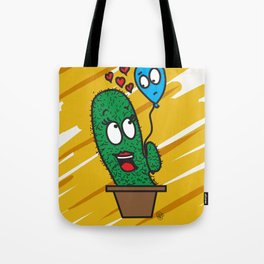 Spiky love Tote Bag