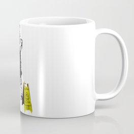 Every day heroes - Mop Champion Coffee Mug