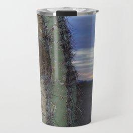 Barrel Cactus Travel Mug
