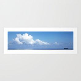 Caribbean 1 Art Print