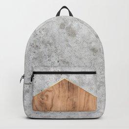Concrete Arrow Wood #345 Backpack