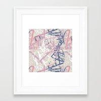cuba Framed Art Prints featuring Cuba by Patricia Freitas