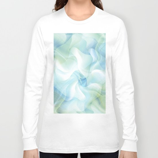 Pattern 2017 018 Long Sleeve T-shirt