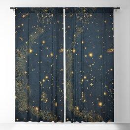 Orion Belt Constellation Blackout Curtain
