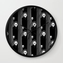 Enter Nosferatu Wall Clock