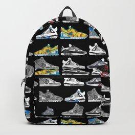 Seek the Sneakers Backpack