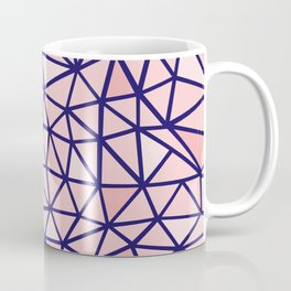 Broken Blush Coffee Mug