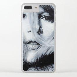 Aliki Clear iPhone Case