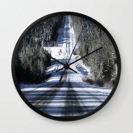Gaspesie Wall Clock