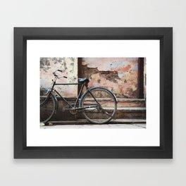 Bone Shaker Framed Art Print